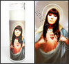 Saint Cher Prayer Candle by HolyPopCulture