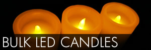 Bulk Flameless Candles