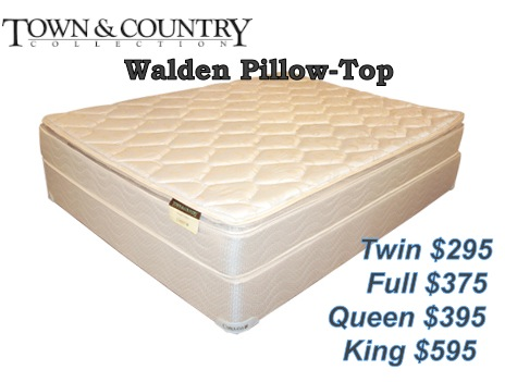 Walden Pillowtop