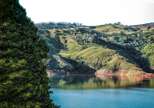colombia represa darien valledelcauca lagocalima