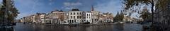 Panorama Oude Vest Leiden
