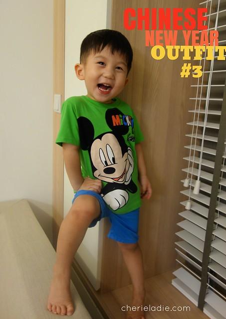 Mickey Tee from FOX Kids & Baby