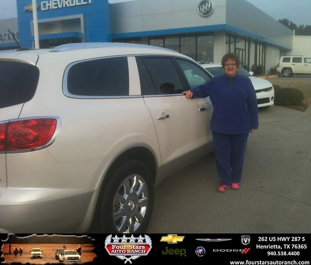 thank you to mona weatherly on your new 2012 buick enclave from hershel coleman and everyone. Black Bedroom Furniture Sets. Home Design Ideas