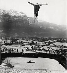 Schansspringen, Garmisch Partenkirchen / Ski Jumping, Garmisch Partenkirchen