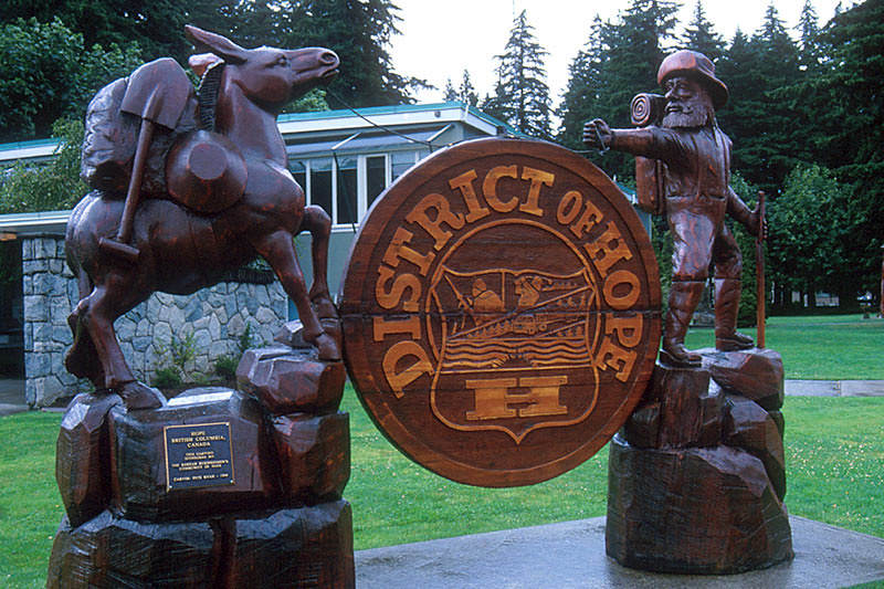 Hope, Cascade Mountains, British Columbia, Canada