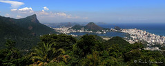 Rio de Janeiro - Mountains, forest, lagoon, beaches, a beautiful bay and all within a City