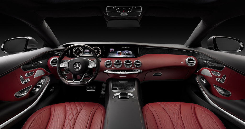 Mercedes-Benz Concept S-Class Coupé: The Grand Master