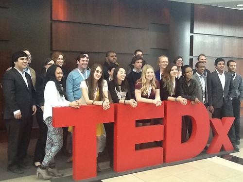 TEDx Youth Speakers and Organizers