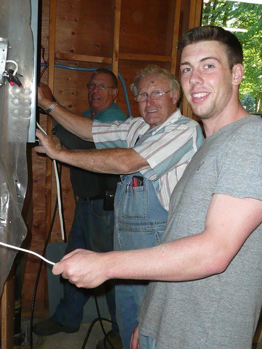 Camp Meeting 2013 Helping Hands Heroes