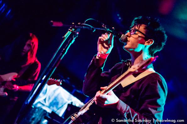 De Lux @ The Echo, LA 3/3/14