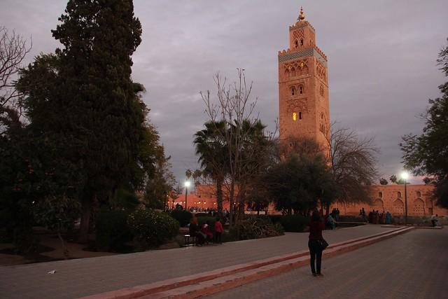 031 - Mezquita de la Koutubia