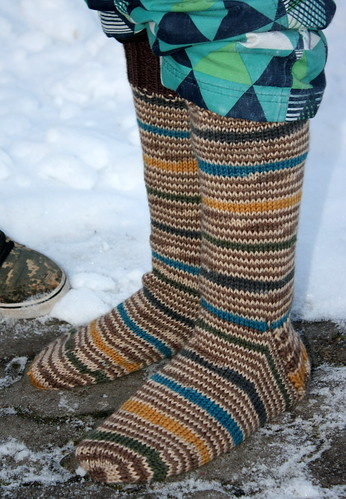 jaakon pitkävartiset sukat