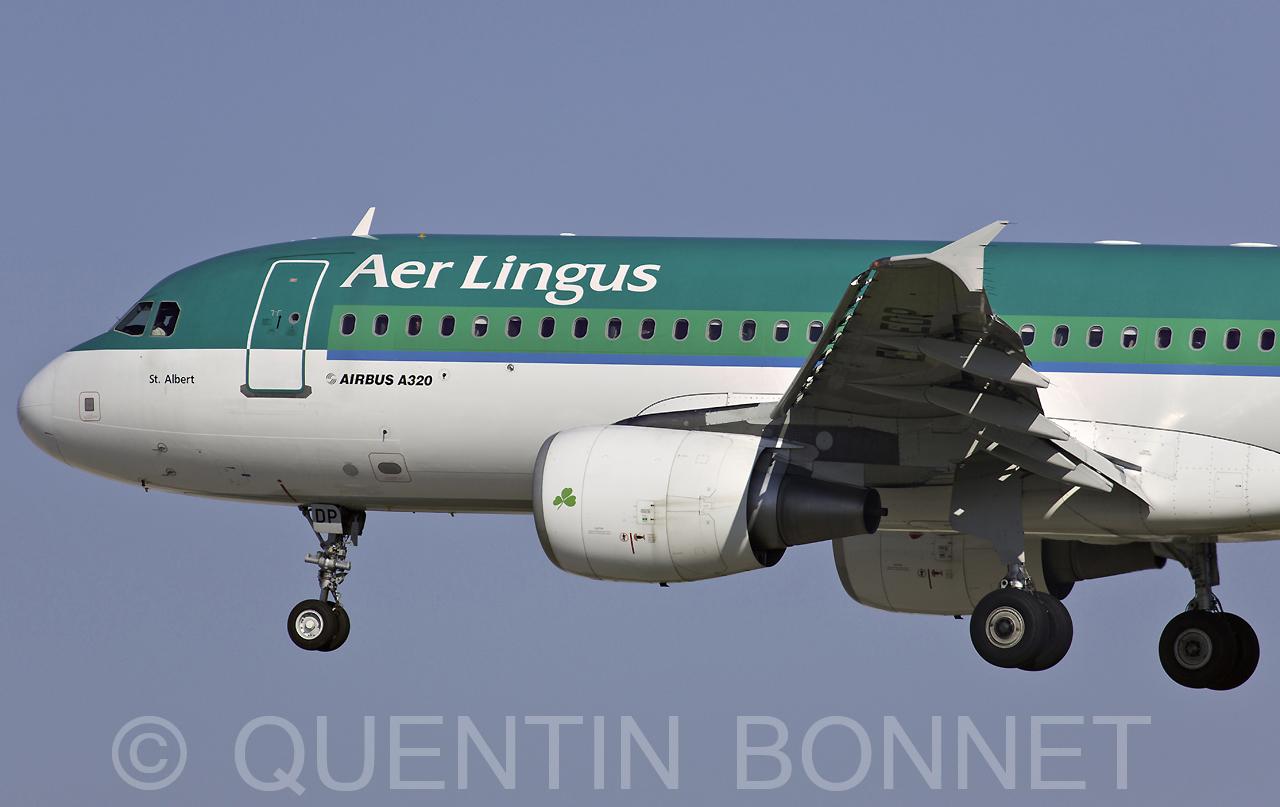 Aer Lingus Airbus A320-214 EI-EDP