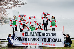 Civil Society groups call for #ClimateAction as IPCC meets, March 2014