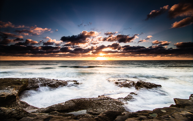 Sunset Cliffs at Sunset 33114 © Michael Klayman 2014- 01