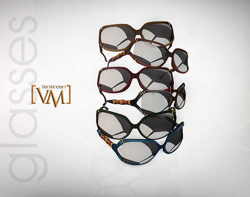 [VM] VERO MODERO  Bamboo Glasses