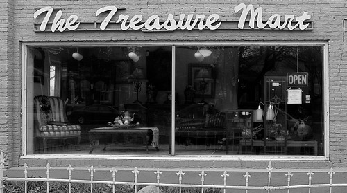 The Treasure Mart