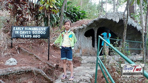 Station 9: Early Humans Live in Caves