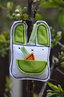 Gardener Bunny