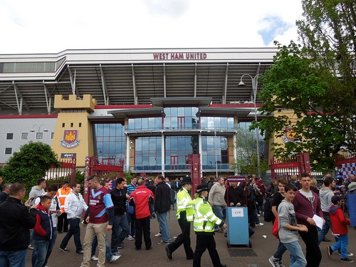 The Boleyn Ground (2014)