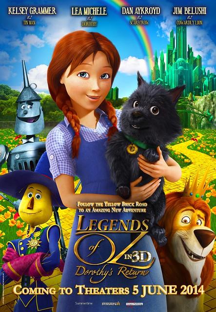 POSTER Legends of Oz