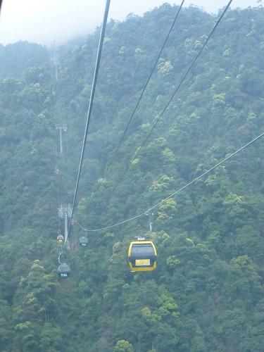 Jiangxi-Sanqing Shan -telephrerique est (6)