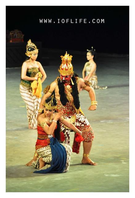 Ramayan ballet performance 7