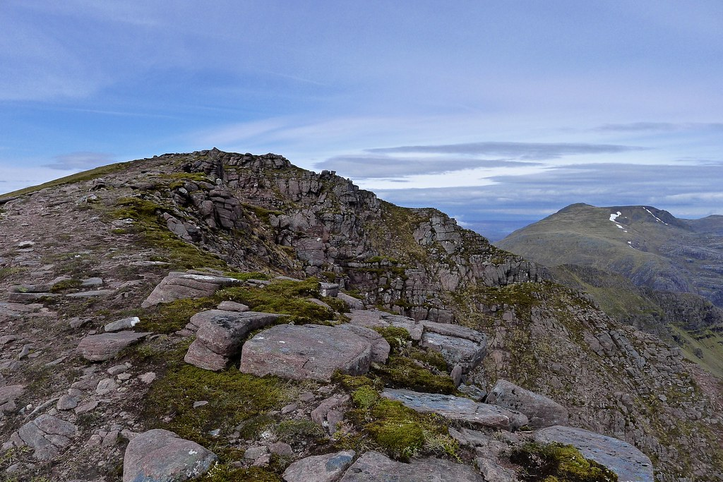 Summit of Beinn Tarsuinn