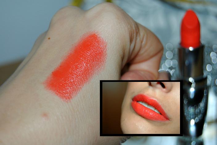 I´m 300 PUPA Lipstick (test)