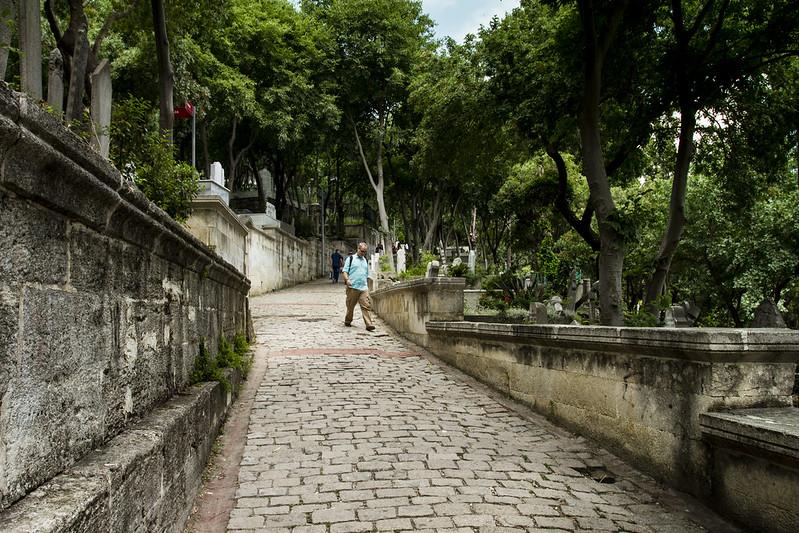 Pierre Loti hill & cemetery - Istanbul, Turkey