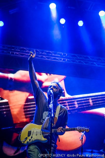 Banda do Mar - Super Bock Super Rock '15