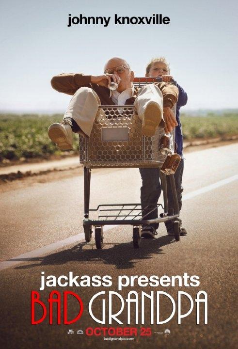 Lão Già Siêu Quậy - Jackass Presents Bad... (2013)