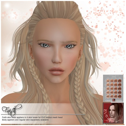 [DBF] Faith skin EVE'olution head applier
