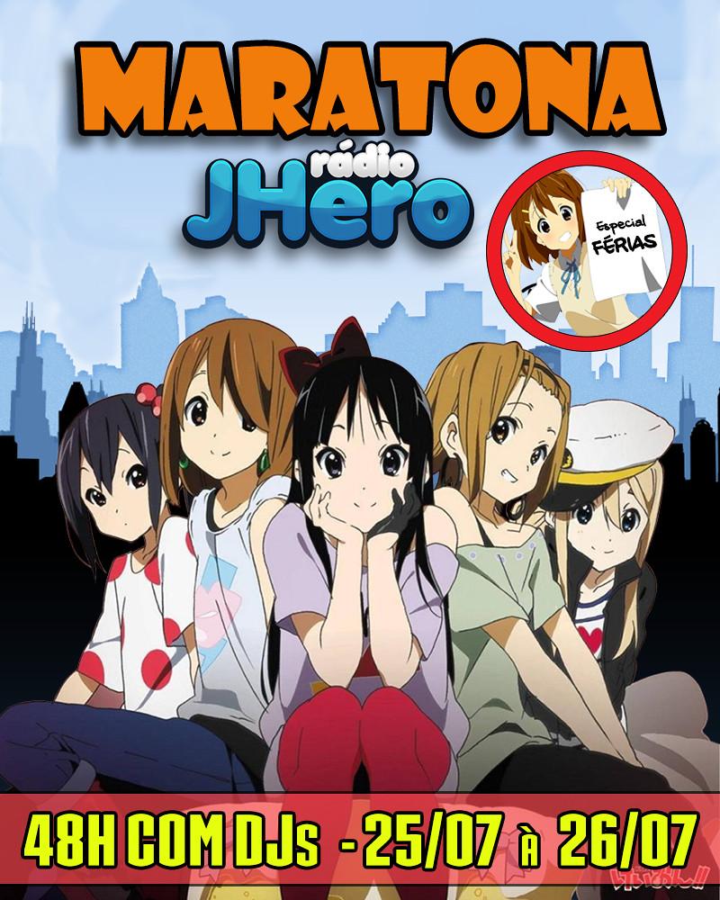 Vem Aí a Maratona 48 horas da J-Hero! Nossos Djs estão Afinados