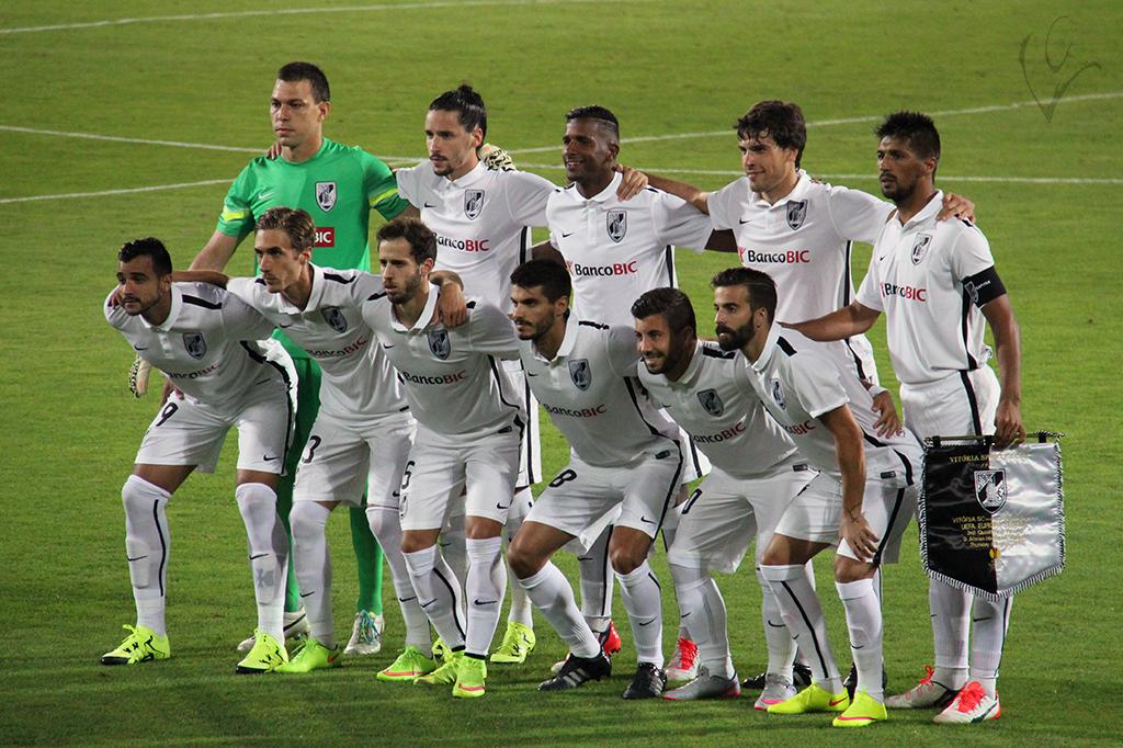 Pré-eliminatória Liga Europa: Vitória SC - Altach