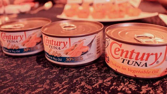 100 % pure tuna