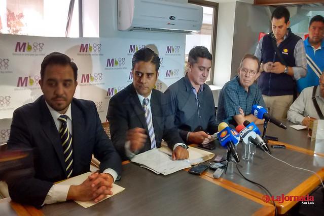 Organización Ciudadana exige juicio político contra cuatro magistrados de la SCJN