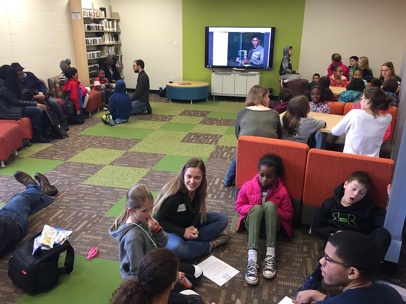Social Justice Reading Group - February 2017