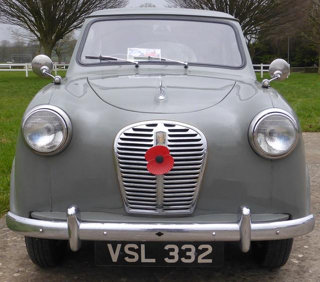 Austin A30 (1955)