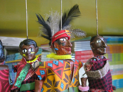 Indigenous Puppets I
