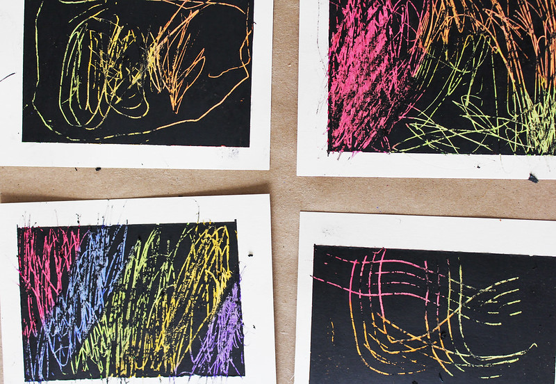 Learn how to make your own DIY scratchboard for use in art projects, cards, and more!