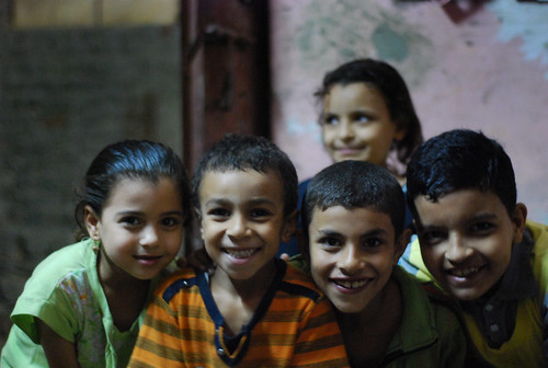 The People of the Cairo Slums
