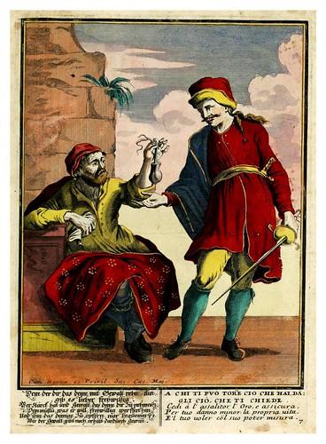 018-Proverbii verificati per l'esperienza cotidiana…1718--Giuseppe Maria Mitelli