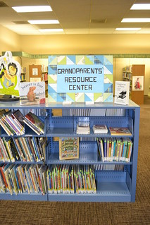 photo of a grandfamily resource center