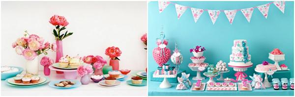 Candy table. Оформление детского праздника. Фотограф Ирина Марьенко.