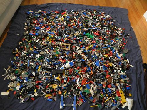 Bulk Lego 2