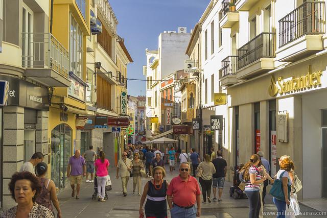 Calle Santa Eulalia