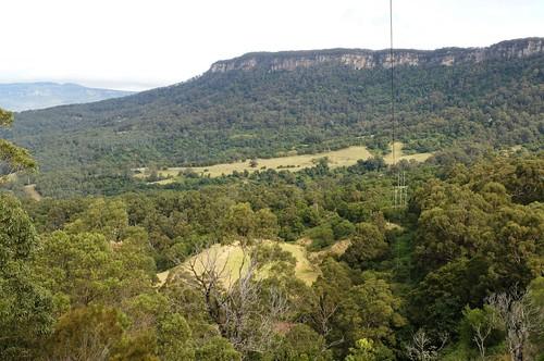 Illawarra escarpment south of Bong Bong Pass 130622-8932