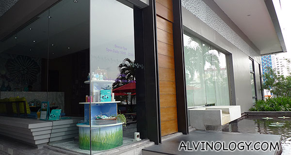 Breeze Spa & Salon in Amari Watergate