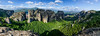 Panorama of Metéora Greece by Martin Smith - Having the time of my life!